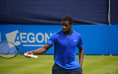 Frances Tiafoe: the next great American tennis player