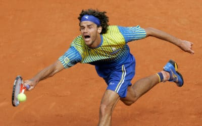 Top 5 Men's Clay Court Players of All Time