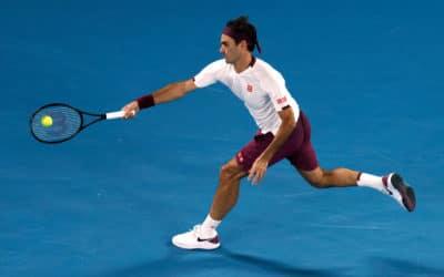 Australian Open Legends – Roger Federer