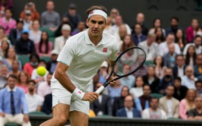 Roger Federer's Path to Wimbledon Victory