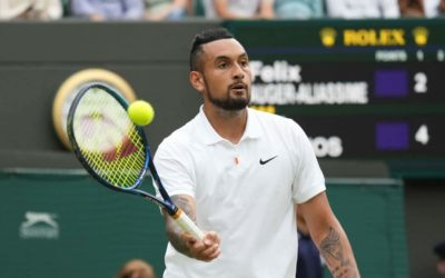 The Nick Kyrgios Show is Back in America