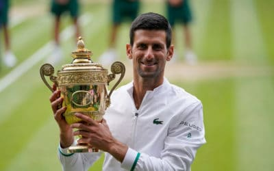 Case Closed – Novak Djokovic is the Best Ever