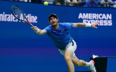 Toilet Breaks Distract From Murray's Return to Form