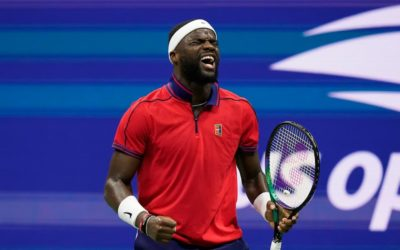 Frances Tiafoe Is Finally Putting It Together