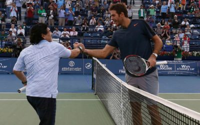 Top 5 Argentinian Tennis Players