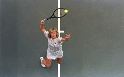French Open Legends – Steffi Graf