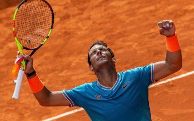 Athlete Profile: Rafael Nadal