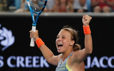 Kontaveit is a player to watch