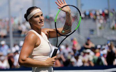 Athlete Profile: Aryna Sabalenka