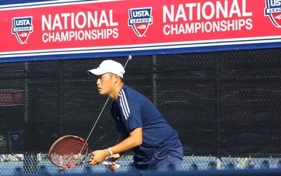 TennisPAL Chronicles: USTA Leagues should you be playing on a team? Byron Leung Interview