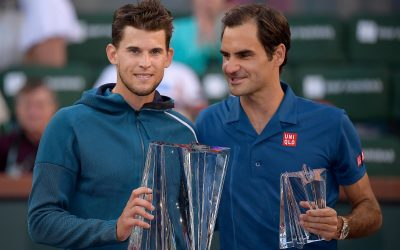 Federer falls to Thiem, while Adreescu wins 1st title