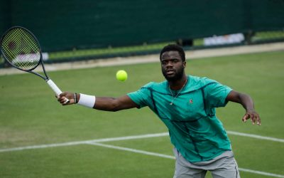 Frances Tiafoe: The Next Great American Champion