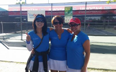 TennisPAL Chronicles: Interview with CEO Haleh Emrani : 50 years of tennis from Tehran to LA Demo