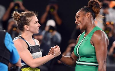 Halep and Williams to meet in Wimbledon Final