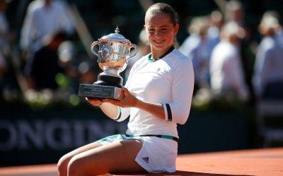Athlete Profile: Jelena Ostapenko