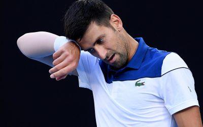 Novak Djokovic and his Recovery