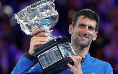 Djokovic and Osaka will tear it up in 2019