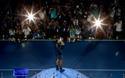 Old Guard Djokovic, Federer and Nadal finish the year at top