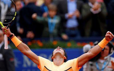 Rafa Nadal is Back