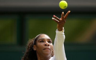Serena Williams is a Super Mom