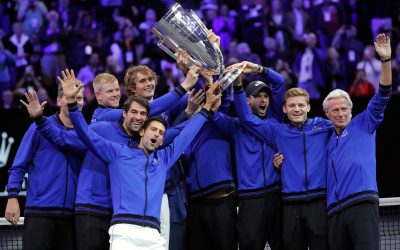 Four Reasons why the Laver Cup is Awesome