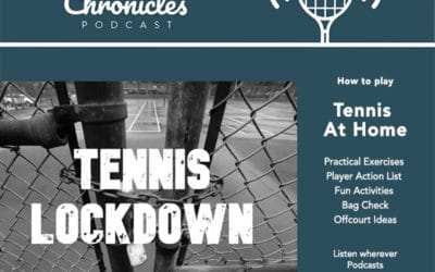 Tennis in a Lockdown Practical Exercises & Activities while Sheltering at Home