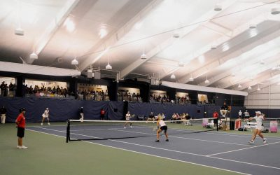 Best indoor tennis in Chicago