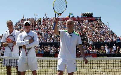 The Impact of Coaching: Agassi and Gilbert