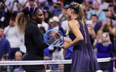 Sharapova Matches Up Horribly Against Serena