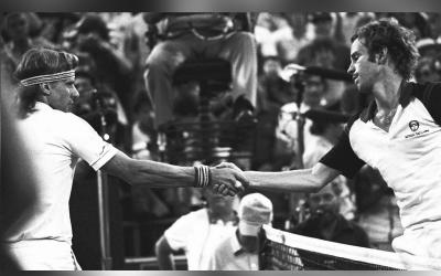 The Inspiring Rivalry of Bjorn Borg and John McEnroe