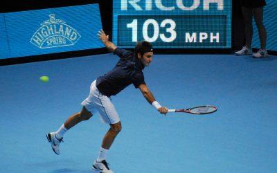 """""""Old Man River"""" Federer in the 2018 Australian Open Final"""
