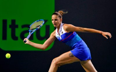 Pliskova Bad Girl of Tennis