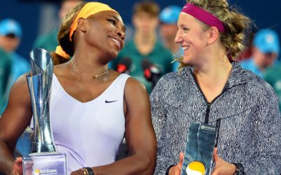 Serena Williams and Victoria Azarenka on the comeback trail.