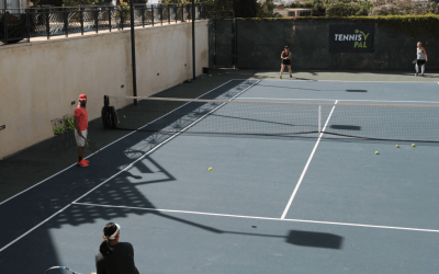Live Ball May Be The Latest Aerobic Trend in Tennis