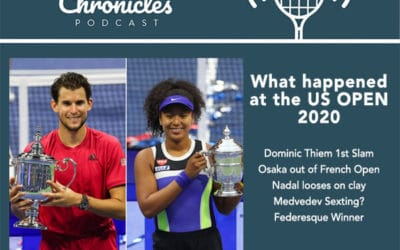 What happened at the US Open? Osaka is out of French Nadal Loses on Clay Medvedev Sexting Rumor Federesque Book Winner