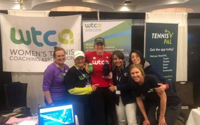 TennisPAL™ Joins Forces with WTCA
